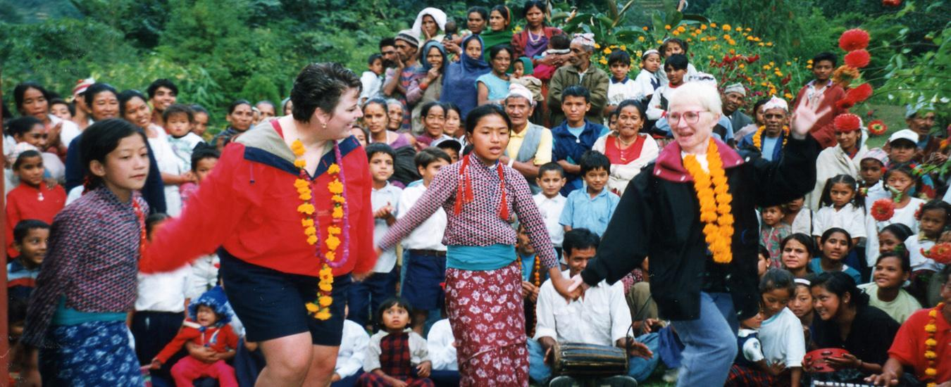 Nepal cultural exchange tour