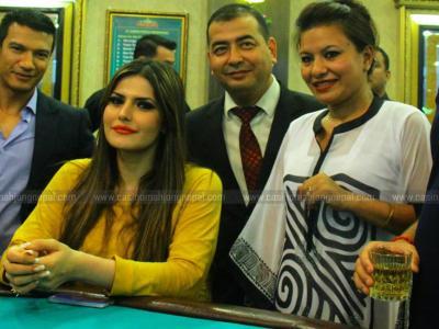 Nepal casino tour