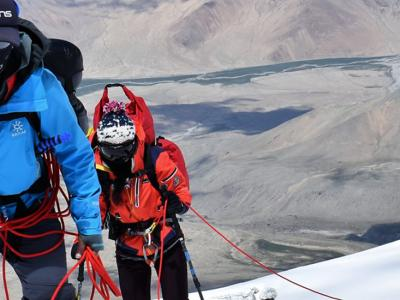 Nepal peak climbing and expedition