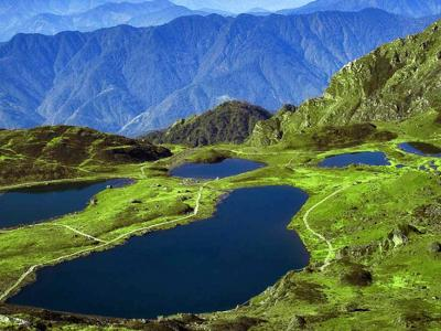 Panch pokhari trek and tour