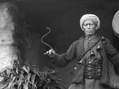 Nepal shaman healing tour